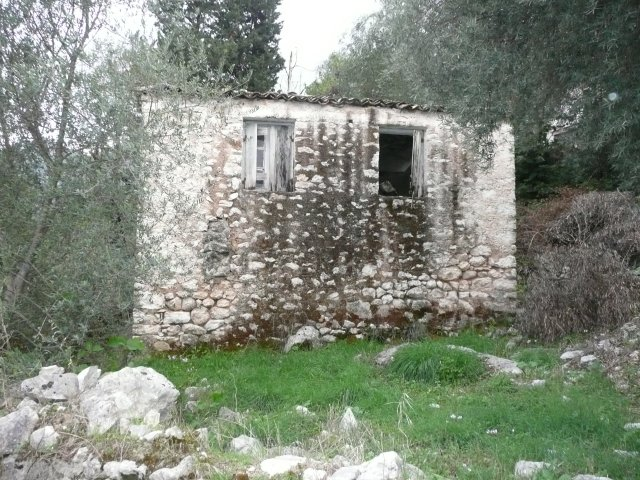 ΚΤ183 Stone House in Neohori