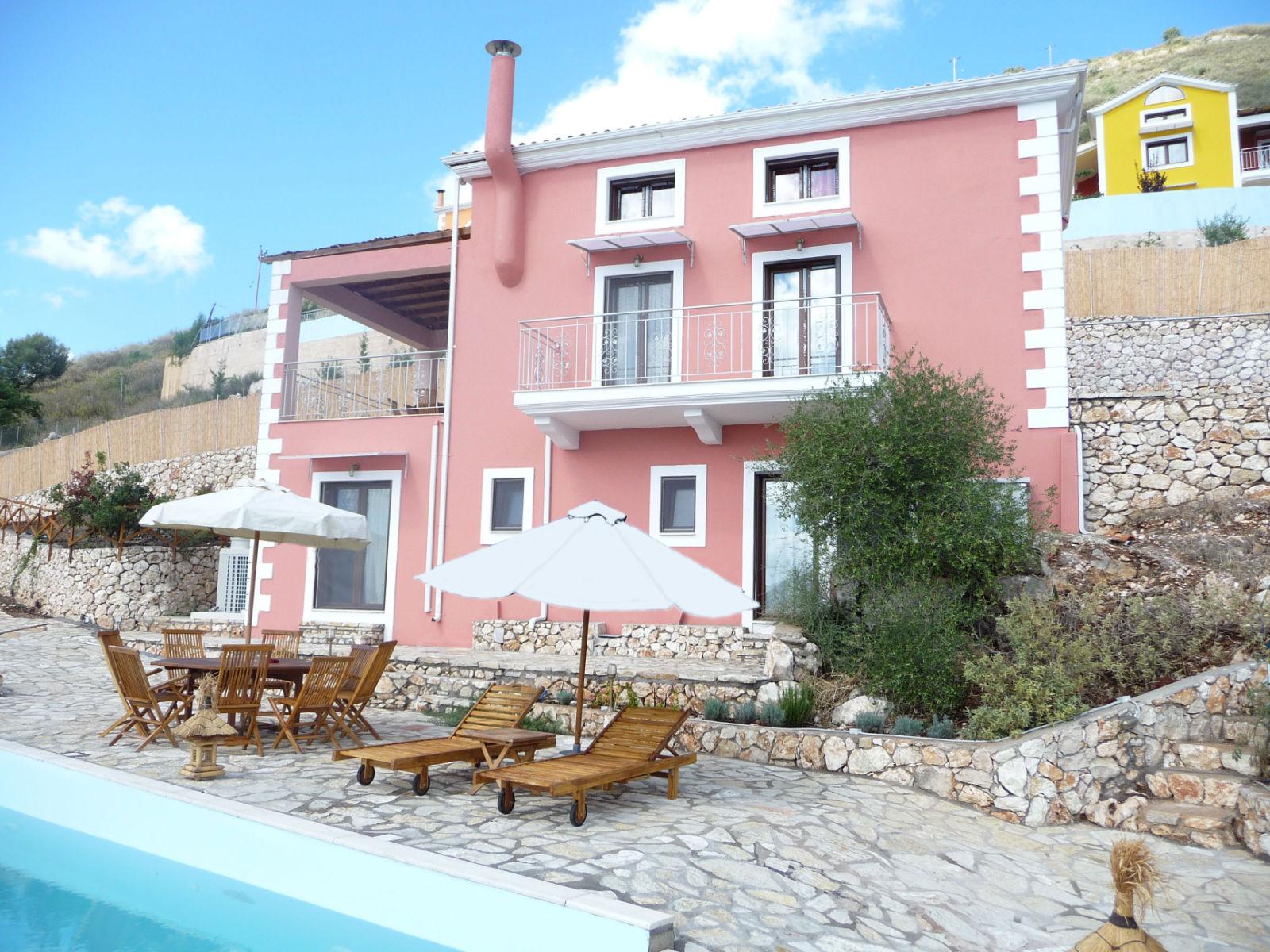ΚΤ132 Villa in Nidri
