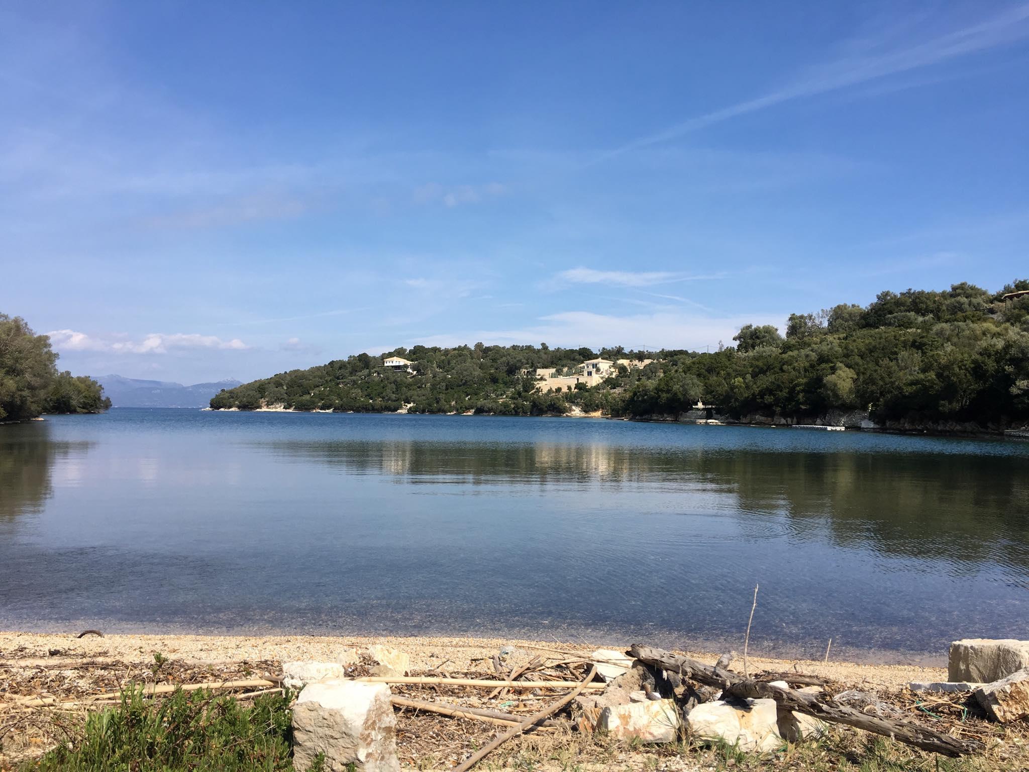 ΑΤ247 Land in Meganisi