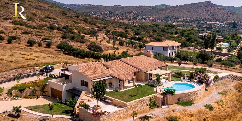ΚΤ308 Mediterranean Villa – Anavyssos – Attica