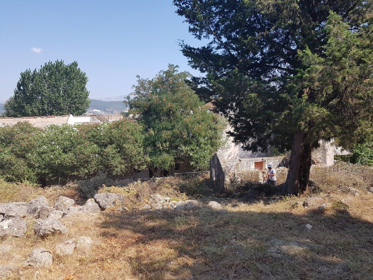 ΟΚ141 Land in Lygia 30 metres from water